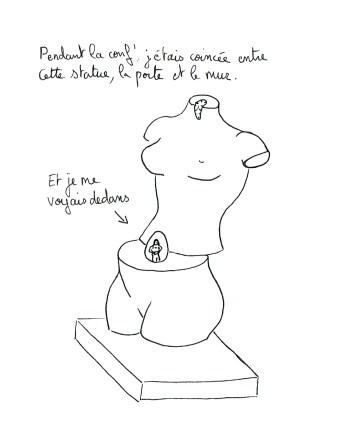 La vénus Spacial de Dali