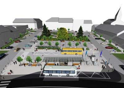 Revitalizace náměstí Fryšták