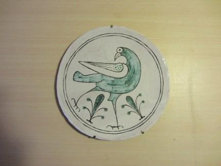 bird dish €20