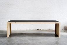 blackboard table