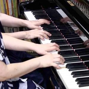 Duo NaKaNaKa ピアノ連弾