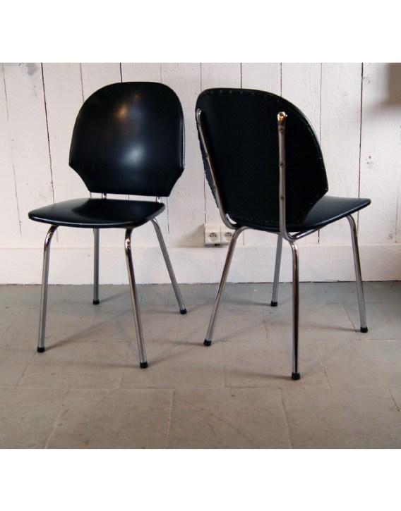 paire-chaises-noir-et-metal