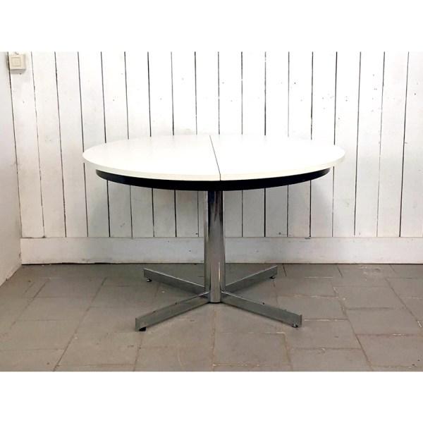 table-ronde-blanche-à-rallonge-1