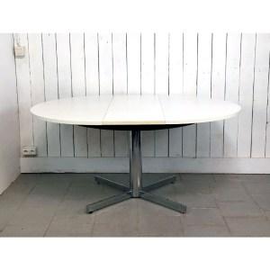table-ronde-blanche-à-rallonge-2