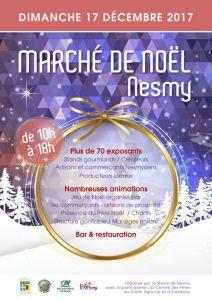 Participation au marché de Noël 2017 Mesmy