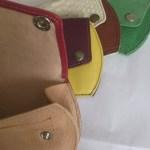 porte monnaie cuir guirly Atelier C