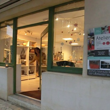 Atelier-boutique de Brouage