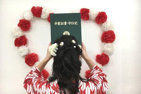 祝!ご卒業!!