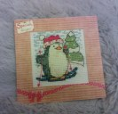 Cute penguin - from a magazine cover kit