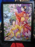 Geishas - Completed At Last!
