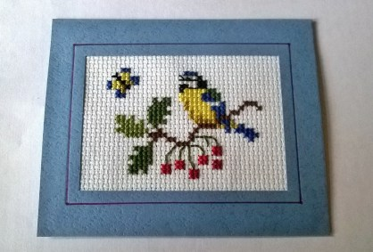 Bluetit Card