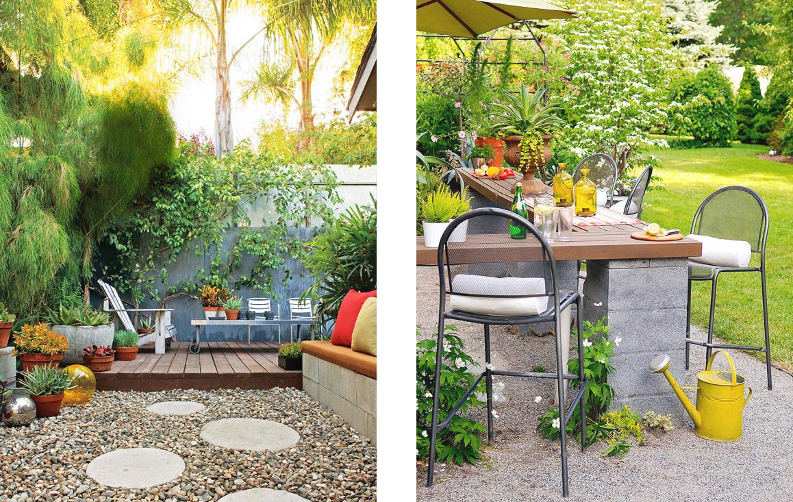 Yard Remodel Project: Outdoor Entertaining And Relaxing
