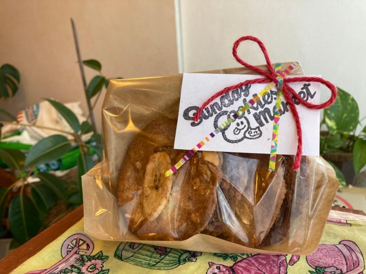 12月のEOMSイベントは、「お洋服屋さんとお土産クッキー販売会」 3