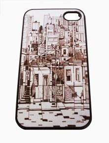 Capinha celular - Arte Sergio Fabris