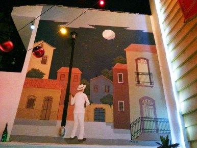Mural Seresteiro ao Luar