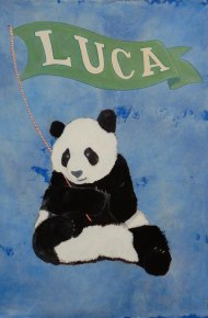 "Panda ""nome"""