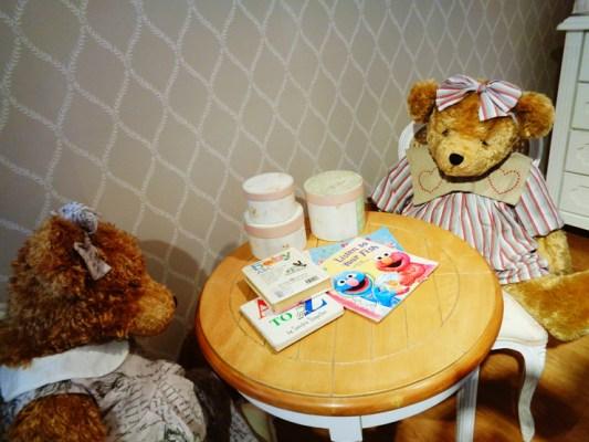 Caixas provence + ursas