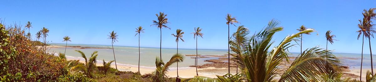 Cartão postal Praia do Moreira