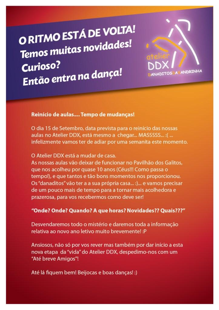 Novidades do Atelier DDX