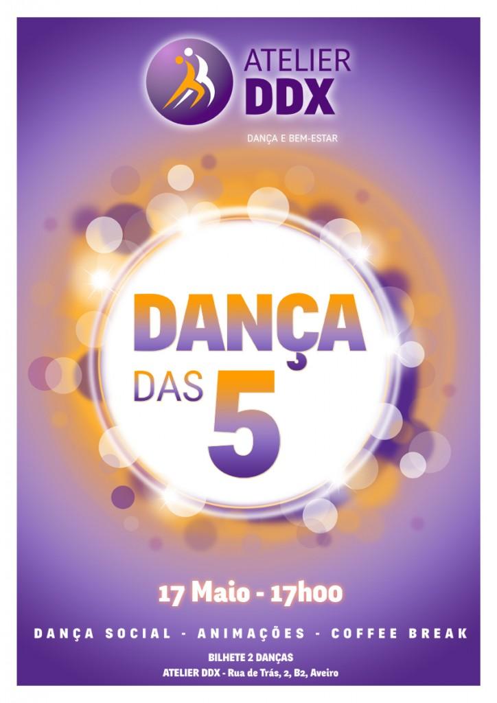 Dança Das 5