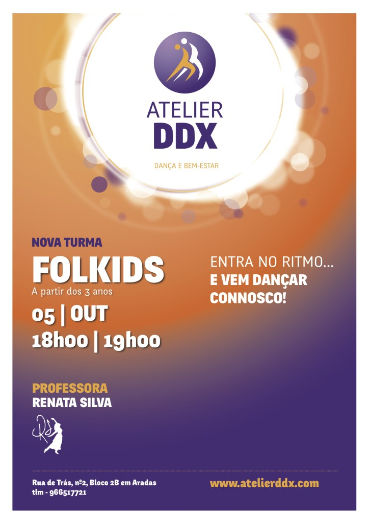 Turma FolKids 5 Out