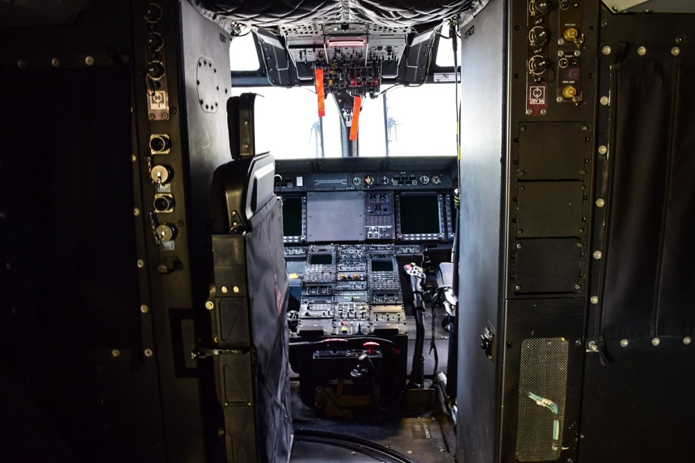 cockpitentrance