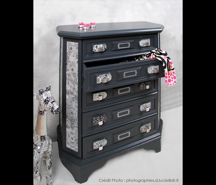Meuble-art-deco-noir-aluminium-artiste-commode-3