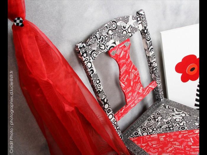 chaise-rouge-noir-loft-moderne-style-3