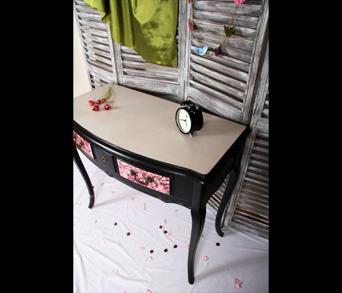 meuble-noir-tulipe-console-bureau-bois-plateau-beton-cire-2