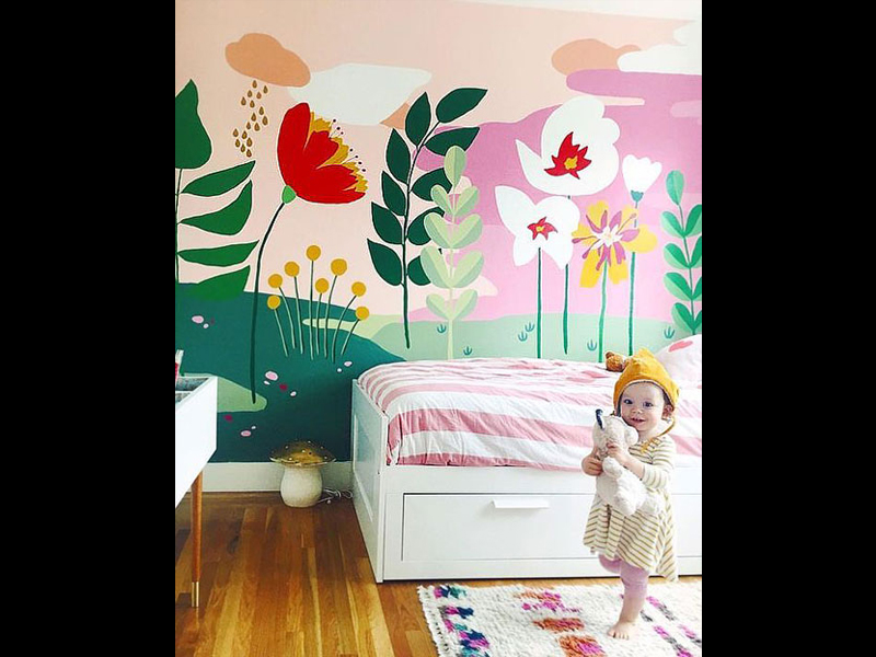 article-chambre-enfant-power-flower