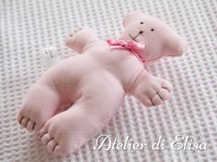 Orsetto sonaglino / Teddy bear