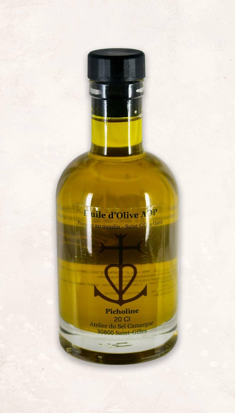Huile D'Olive AOP Picholine 20 cl