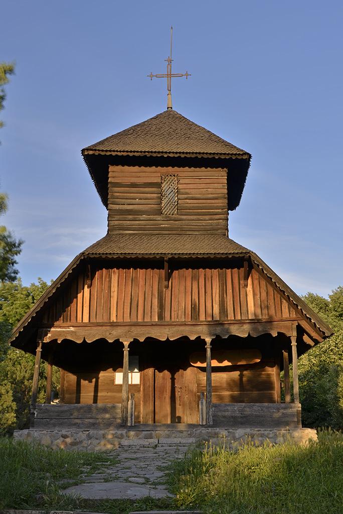 Biserica de lemn Sfîntul Nicolae