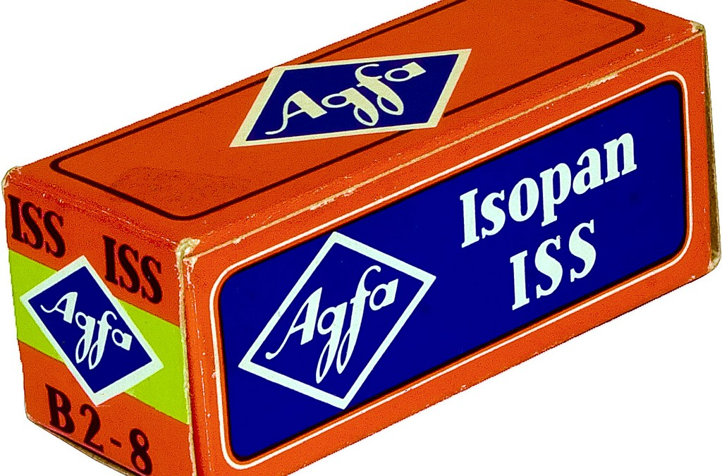 Agfa Isopan ISS ASA 100