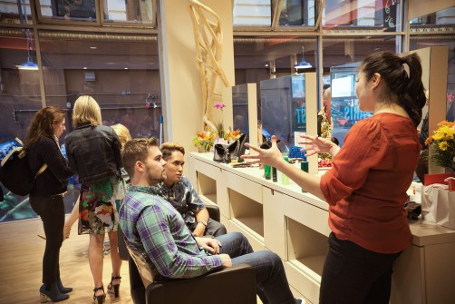 Claude Lane Opening Day Workshops
