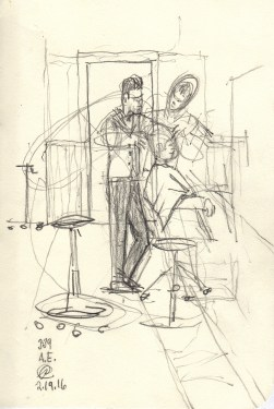 Ruth-Caprow-sketching-at-Atelier-Emmanuel-01