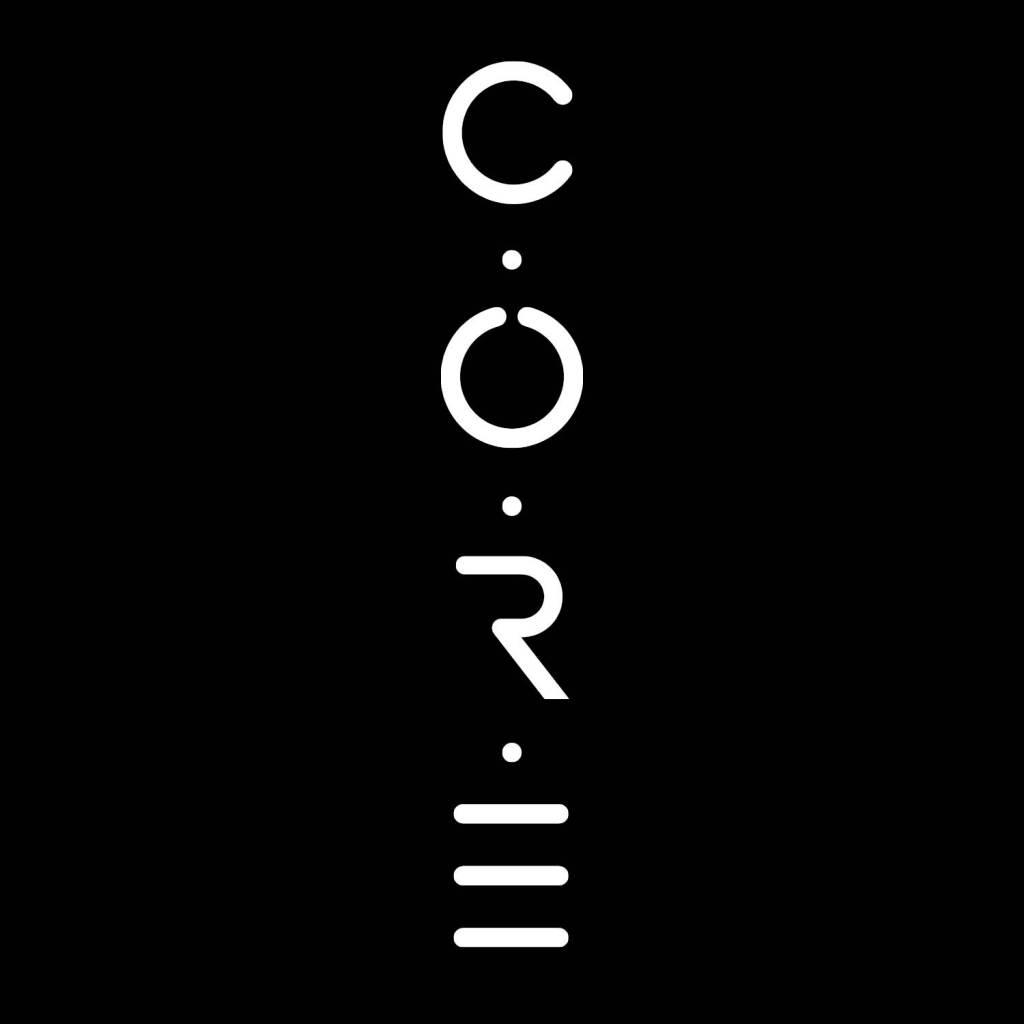 Core Vertical Logo Design