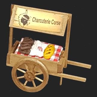 décors de crèche – Santons – charette charcuterie corse – Aubagne.jpg