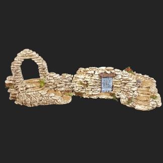 décors de crèche – Santons – ensemble murs – Aubagne.jpg
