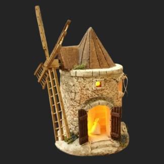 décors de crèche – Santons – grand moulin – Aubagne.jpg