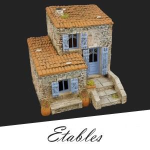 Les Maisons de Village