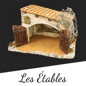 Les Etables de Provence poiur votre décor de crèche
