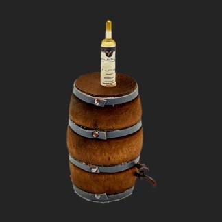 tonneau de vin de Provence pour votre décor de crèche