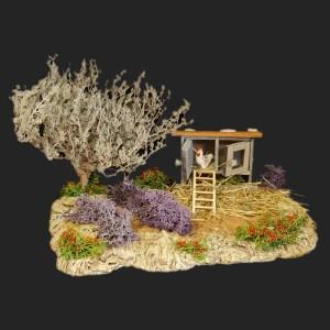 Poulailler de Provence