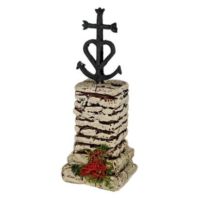 croix de camargue pour votre décor de crèche