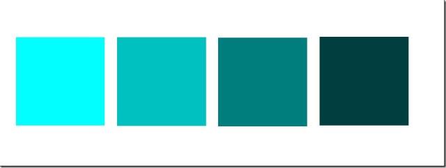 mélange-des-couleurs-les-vert-