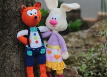crochet-fox-bunny-pattern