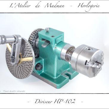 Outillage Horloger – Diviseur HP
