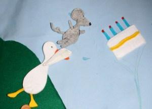 Buon compleanno topo Oreste