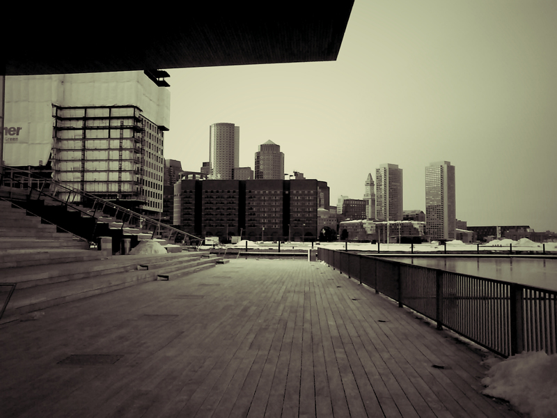 inspirations d'architecture : Boston Institue D'art Contemporain